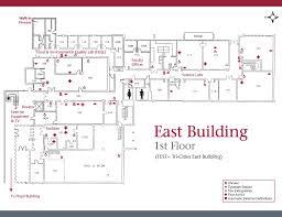 Columbia University Campus Map Wsu Tri Cities Campus Maps