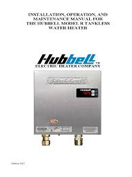 model tankless om thermostat water heating