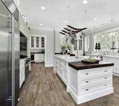 kitchen style contemporary all white farmhouse kitchens and