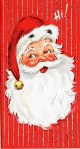 459 best santa claus images on vintage cards