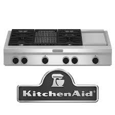 Modular Gas Cooktop Kitchen Amazing Pro Style Modular Gas Downdraft Rangetop 48 Jenn
