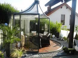 balkon pavillon mobiler windschutz für balkon terrasse und garten garten heinemann