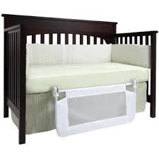 Dexbaby Safe Sleeper Convertible Crib Bed Rail White Dex Baby Products Safe Sleeper Convertible Crib Bed Rail White