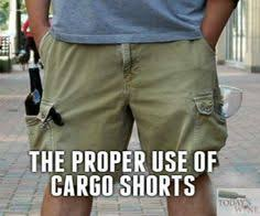 Cargo Pants Meme - 12 pictures of leonardo dicaprio wearing cargo shorts that ll make