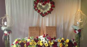 wedding backdrop design philippines amazing touch floral designs metro manila wedding flowers