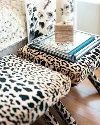 cheetah print ottoman beautiful animal print ottoman amazing