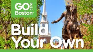 Boston Tourist Map Go Boston Card