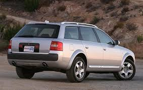 2005 audi allroad quattro information and photos zombiedrive