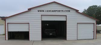 12 x12 garage door s b u0026 carports inc white barn 1 866 943 2264