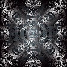 modern abstract geometric vector seamless pattern
