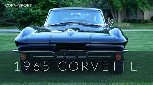 1965 c2 corvette ultimate guide overview specs vin info