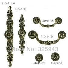 antique kitchen cabinet knobs aliexpress com buy 128mm classic antique furniture hardware