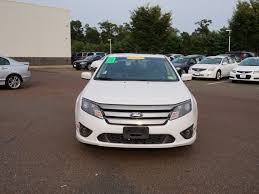 awd ford fusion 2011 used ford fusion 4dr sedan sport awd at toyota of