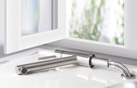 robinet cuisine escamotable sous fenetre robinet sous fenetre finest robinet rabattable with robinet sous