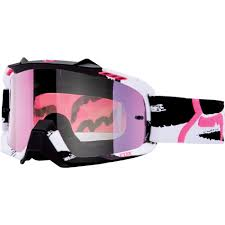 fox air space mx goggle all new fox racing 2015 marz white pink air space goggles white