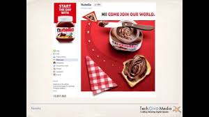 21 examples of facebook landing page designs youtube