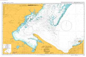 Caribbean Ocean Map by Mesoamerican Caribbean Sea Hydrographic Commission Maps