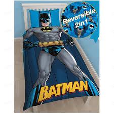 Batman Bedroom Sets Batman Shadow Single Duvet Cover And Pillowcase Set Ebay