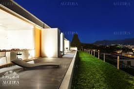 High Tech Home Villas In The Style Of Hi Tech