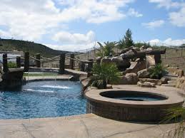 my business custom designs pool building negative edge