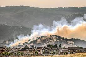 Wildfire Areas by Wildfires Spark Where Growth Is Sprawling U2014 High Country News