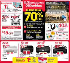 see home depot black friday ad 2016 black friday 2016 office depot officemax ad scan buyvia