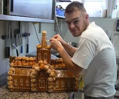 cuisine de a à z noel pas envie d une bûche en dessert à noël dégustez donc une église