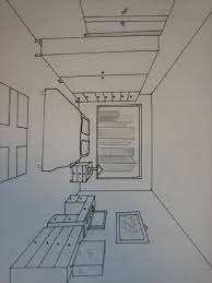 stunning chambre en perspective dessin pictures design trends 2017
