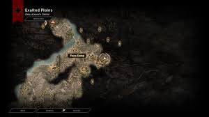Dragon Age World Map by Timmy U0027s House Of Sprinkles Champion Specialization Duels In