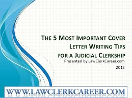 judicial clerk cover letter clerk career prospective seekers cover letter tips
