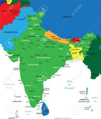India Map World by India Map Royalty Free Cliparts Vectors And Stock Illustration