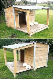 Outdoor Kennel Ideas by Best 25 Dog House Outside Ideas On Pinterest Outdoor Dog Houses