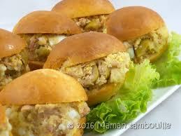 cuisine tunisienne fricassé fricassés tunisien au four maman tambouille