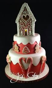 Ideas Christmas Cake Decorations Jane Asher by Two Tier Christmas Cake Google Search Christmas Pinterest