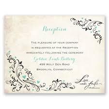 wedding reception card wording wedding reception card europe tripsleep co