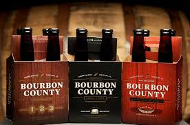 Bourbon County Backyard Rye Barrels Of Flavor Goose Island U0027s Bourbon County Line Returns And