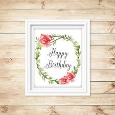 birthday cards printable happy birthday lanasprintables