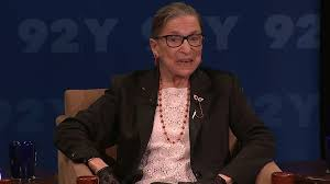 Bader Moden Supreme Court Justice Ruth Bader Ginsburg Has Stent Placed In Her