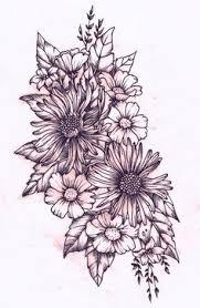 the 25 best flower tattoos ideas on pinterest dainty flower