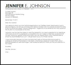 letter of resignation 2 weeks notice cna starengineering
