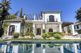 professional photography for a luxury villa in marbella