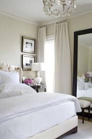 Cream Tufted Bed Cream Headboard Design Ideas