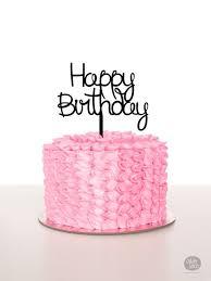 happy birthday cake topper happy birthday cake topper lotecki design