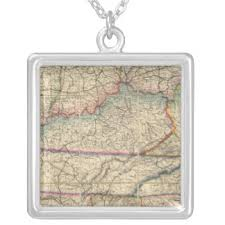 map of usa showing southern states southern states map gifts on zazzle