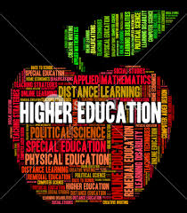 graphic design online qualification higher education meaning text educated and word royalty free stock