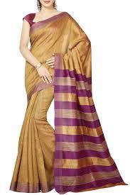 Tyrian Purple Tyrian Purple Meen Nakshi Kantha Soft Silk Saree Kantha Sarees