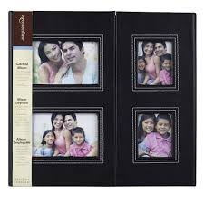 recollections photo album refill pages recollections black gatefold scrapbook album