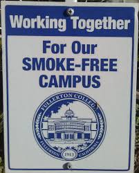 Fullerton College Campus Map The History Of Fc U0027s Smoke Free Campus U2013 The Hornet