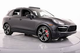used porsche cayenne turbo s and used porsche cayenne for sale in plano tx u s
