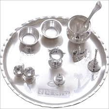 silver gift items india pooja gift items pooja gift items exporter manufacturer
